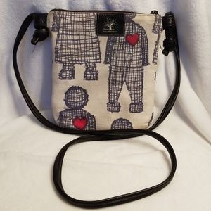 PepperTree  Knotted Small Bag